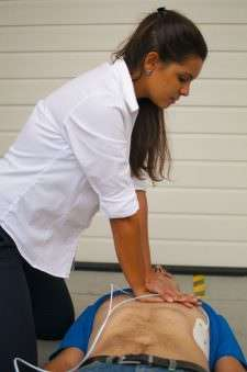 first aid aid courses in warwickshire