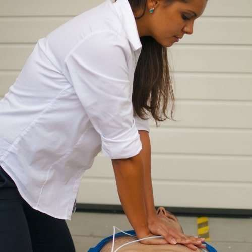 first aid courses in warwickshire