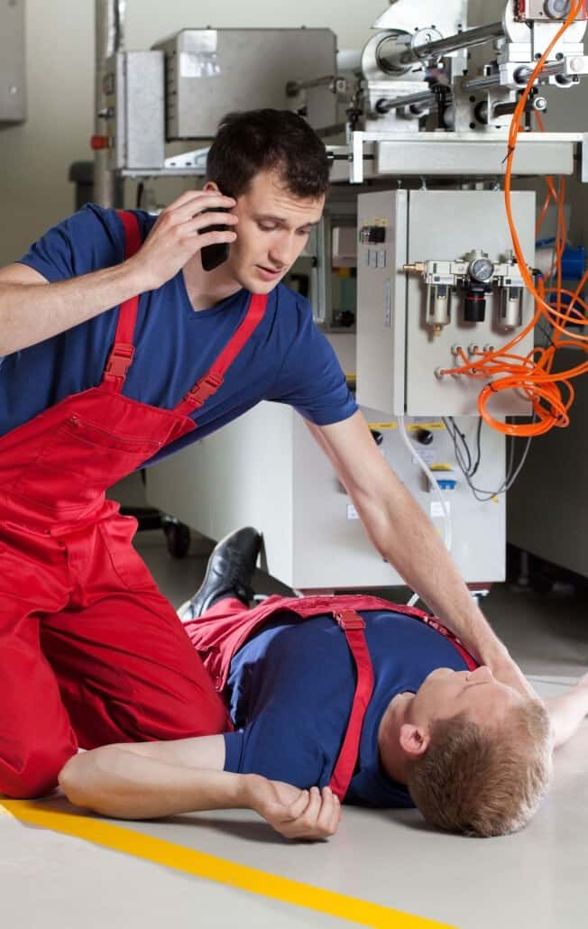 first aid at work requalifier